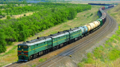 How to move a heavy train